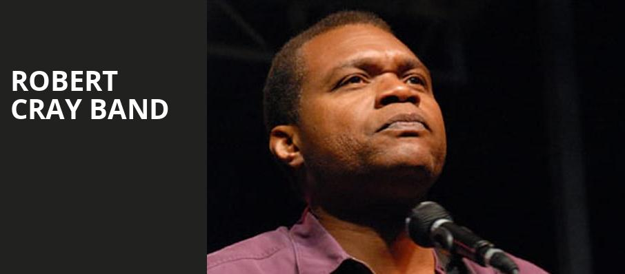 Robert Cray Band, Saban Theater, Los Angeles