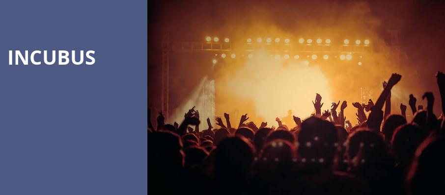 Incubus, Greek Theater, Los Angeles