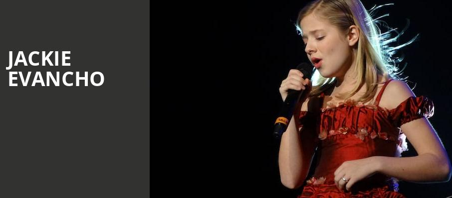 Jackie Evancho, Cerritos Center, Los Angeles