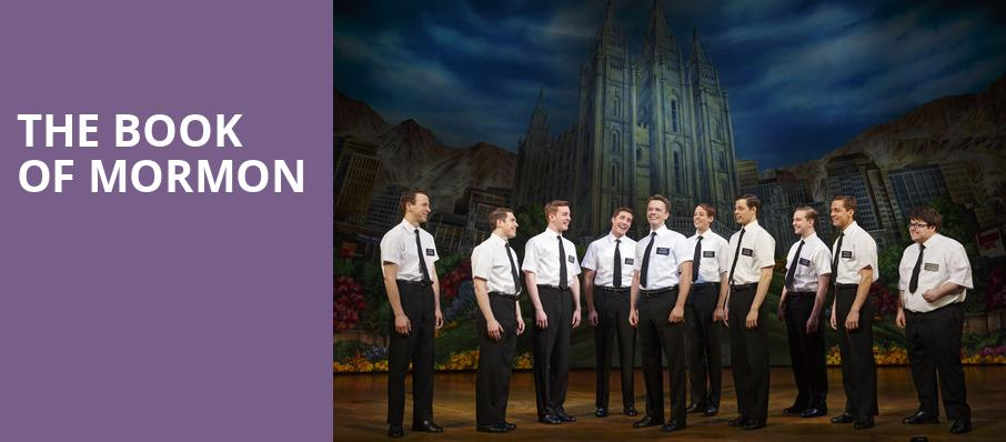 The Book of Mormon, Pantages Theater Hollywood, Los Angeles
