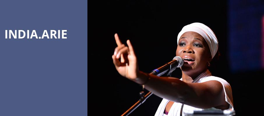 IndiaArie, The Novo, Los Angeles