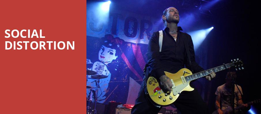 Social Distortion, FivePoint Amphitheatre, Los Angeles