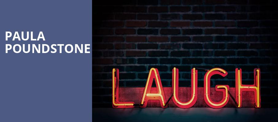 Paula Poundstone, Fred Kavli Theatre, Los Angeles