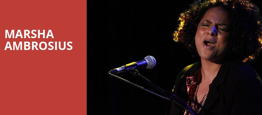 Marsha Ambrosius, The Wiltern, Los Angeles