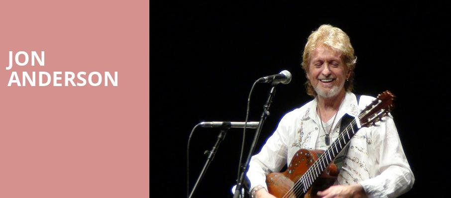Jon Anderson, The Rose, Los Angeles