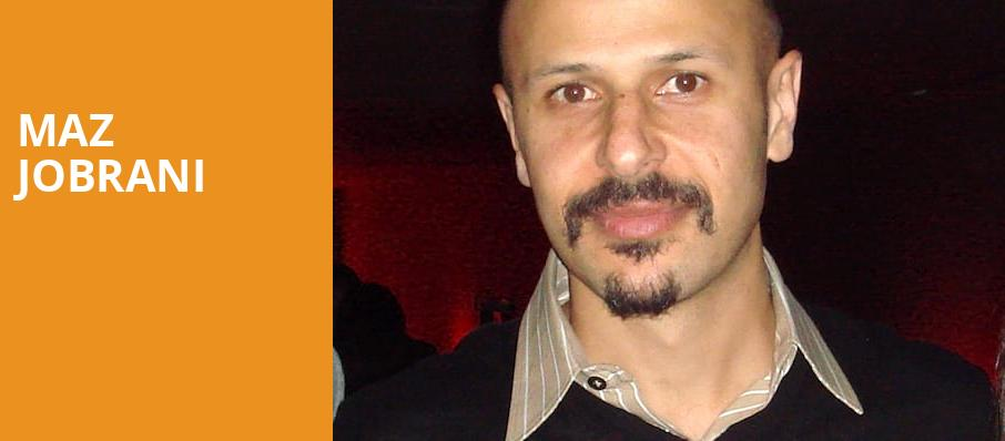 Maz Jobrani, Improv Comedy Club, Los Angeles