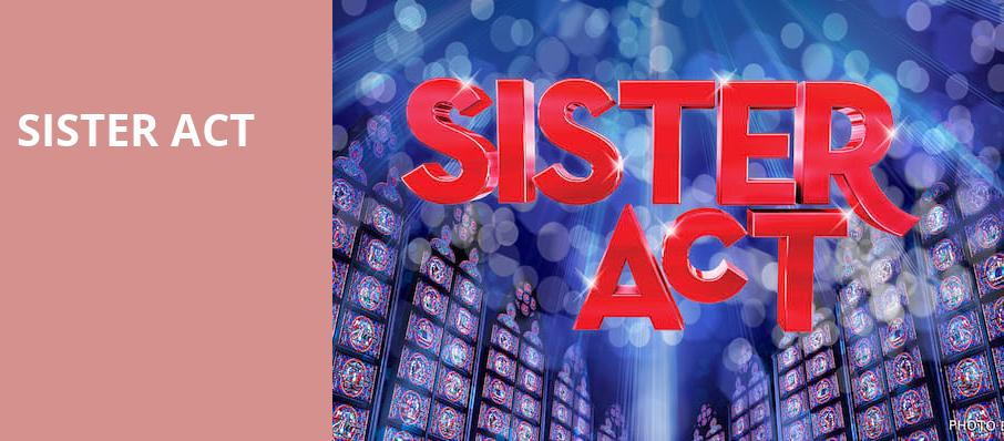 Sister Act, Fred Kavli Theatre, Los Angeles