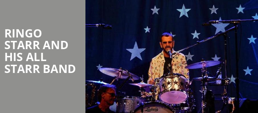 Ringo Starr And His All Starr Band, Greek Theater, Los Angeles