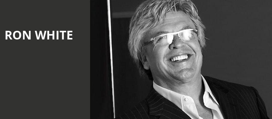Ron White, Fred Kavli Theatre, Los Angeles