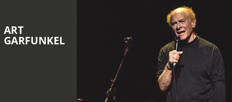 Art Garfunkel, Wallis Annenberg Center for the Performing Arts, Los Angeles