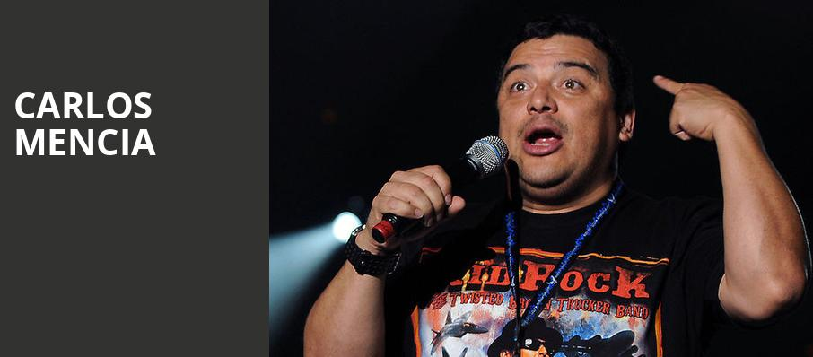 Carlos Mencia, Ontario Improv Comedy Club, Los Angeles