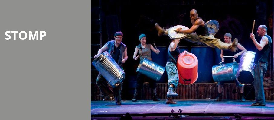 Stomp, Valley Performing Arts Center, Los Angeles