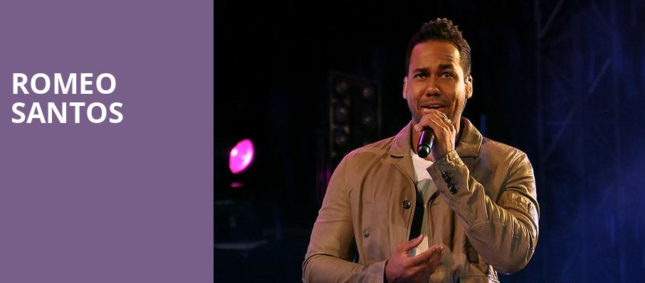 Romeo Santos, The Forum, Los Angeles