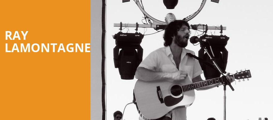 Ray LaMontagne, Greek Theater, Los Angeles