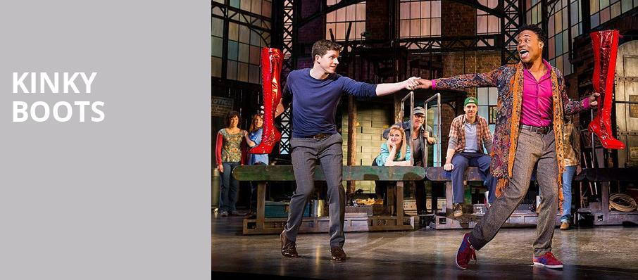 Kinky Boots, Fred Kavli Theatre, Los Angeles