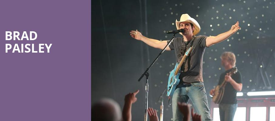 Brad Paisley, Honda Center Anaheim, Los Angeles