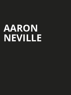 Aaron Neville, Canyon Club, Los Angeles