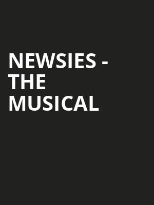 Newsies The Musical, Fred Kavli Theatre, Los Angeles