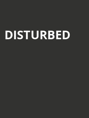 Disturbed, FivePoint Amphitheatre, Los Angeles