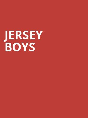 Jersey Boys, Fred Kavli Theatre, Los Angeles