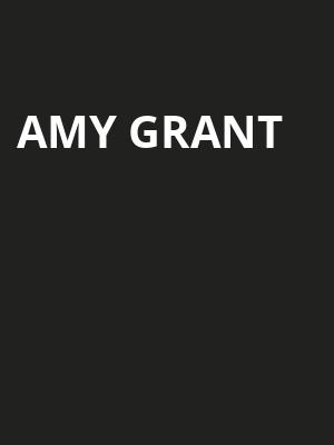 Amy Grant, Grove of Anaheim, Los Angeles