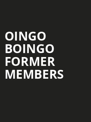 Oingo Boingo Former Members, The Canyon Santa Clarita, Los Angeles