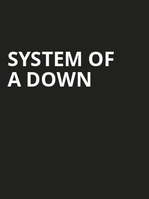 System of a Down, Banc of California Stadium, Los Angeles