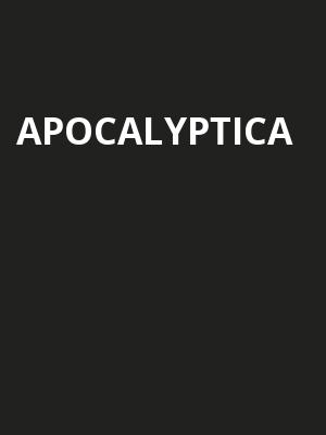 Apocalyptica, Mayan Theatre, Los Angeles