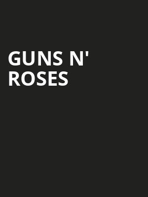 Guns N Roses, Banc of California Stadium, Los Angeles