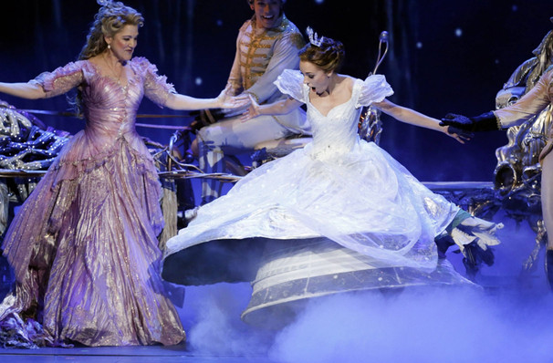 Rodgers And Hammerstein S Cinderella The Musical At