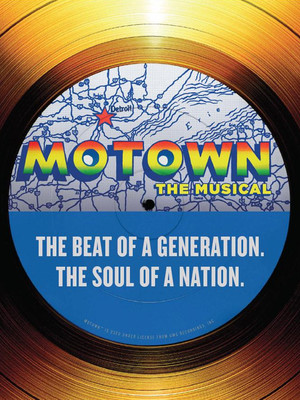 Motown The Musical, Pantages Theater Hollywood, Los Angeles