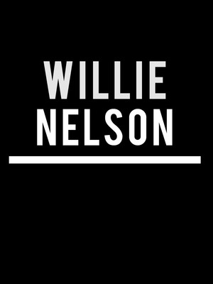 Willie Nelson Poster