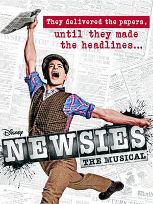 Newsies, Pantages Theater Hollywood, Los Angeles