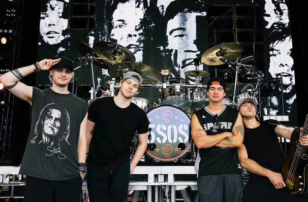 5 Seconds of Summer, Great Western Forum, Los Angeles