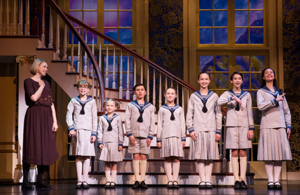 The Sound of Music, Ahmanson Theater, Los Angeles