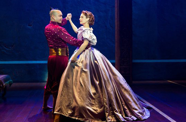 Rodgers Hammersteins The King and I, Pantages Theater Hollywood, Los Angeles