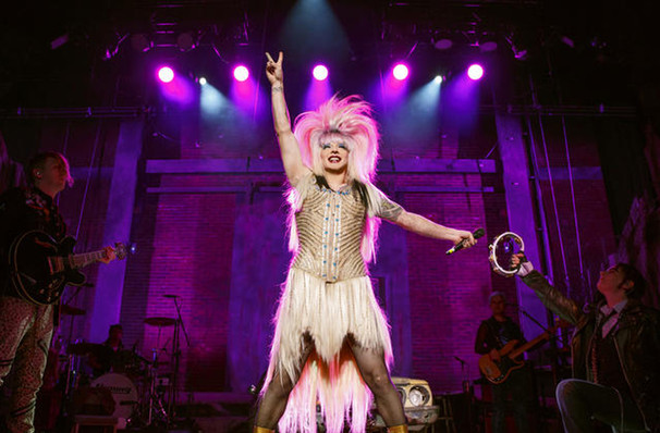 Hedwig and the Angry Inch, Pantages Theater Hollywood, Los Angeles