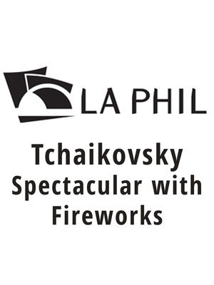 Los Angeles Philharmonic Gustavo Dudamel Tchaikovsky with Fireworks, Hollywood Bowl, Los Angeles